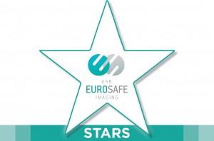 EuroSafe Imaging Stars Logo